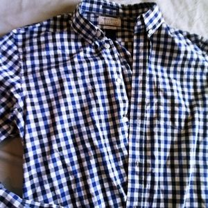 American Heritage long sleeve button down